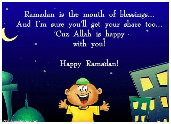 Happy Ramadan status image