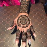 top 20 pakistani mehndi designs for eid 2018