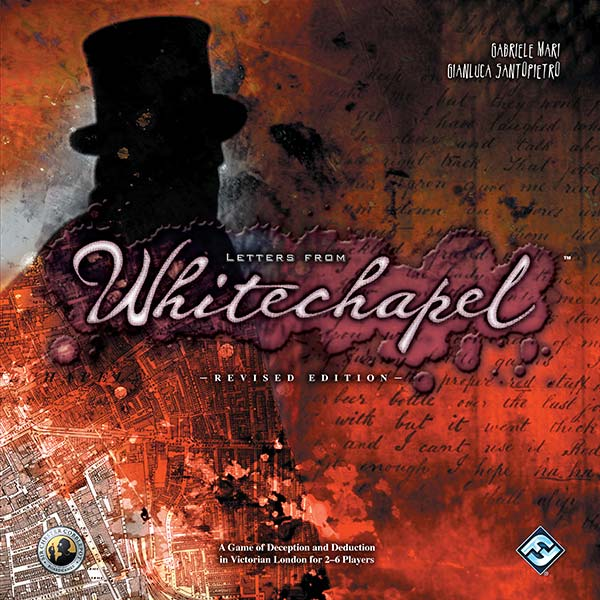 Letters from the Whitechapel