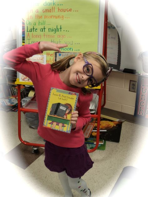 junie b jones first grader at last