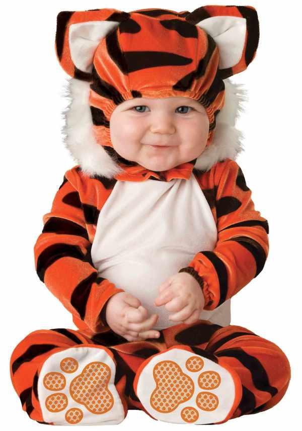 tiger toddler costume