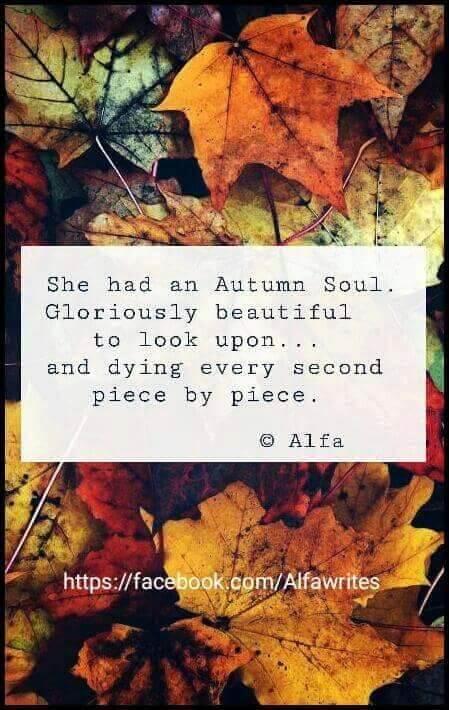 autumn love quotes