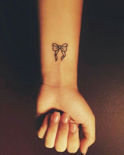 cute wrist tattoos