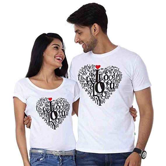 valentine day t-shirt ideas for boyfriend and girlfriend