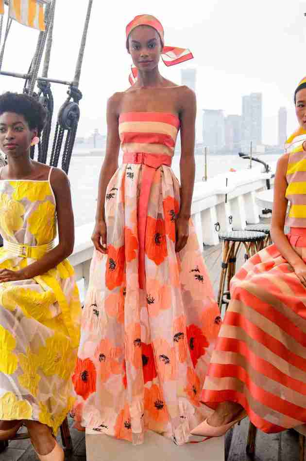 spring women fashion maxi trends 2019