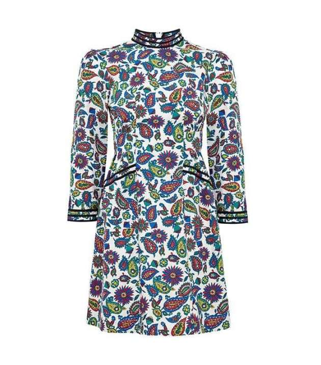 60's style shift dress ideas for wedding guest