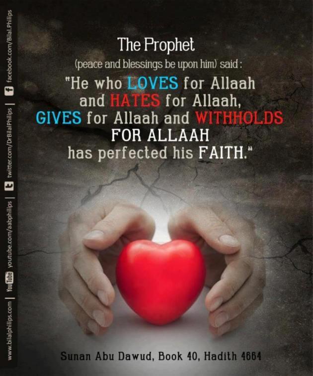 Prophet Muhammad Hadith
