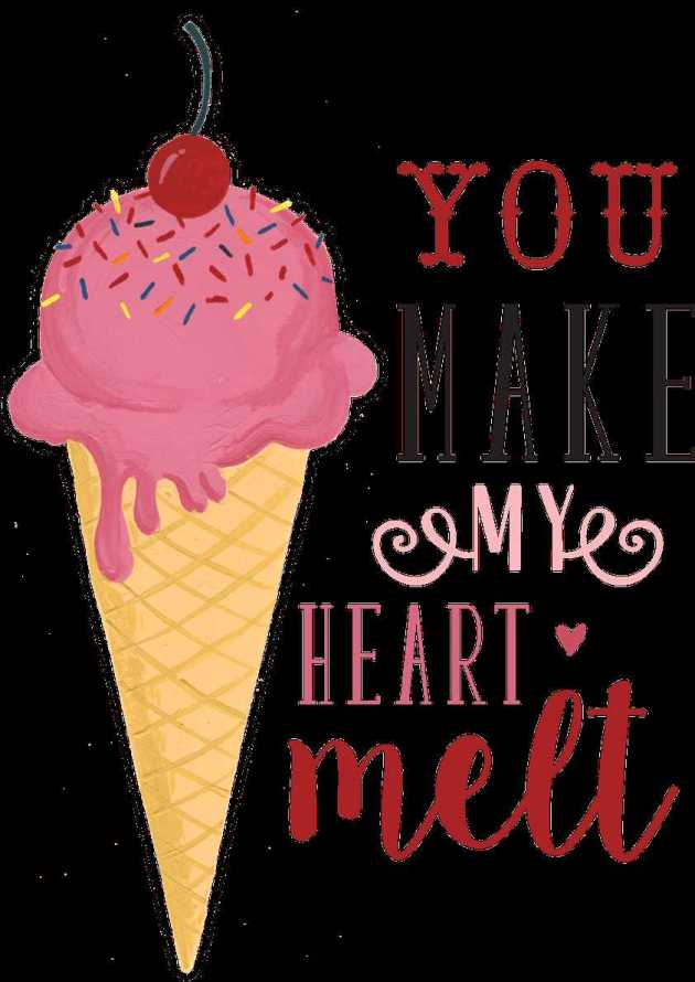 cute ice cream quotes images