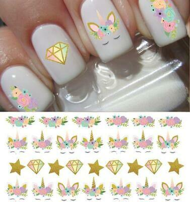 pretty cute nail stickers