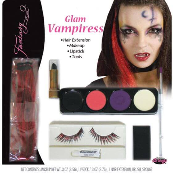 Glam Series Make Up Vampiress
