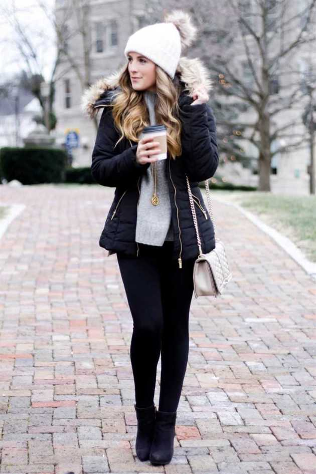 outfit ideas winter 2019-20
