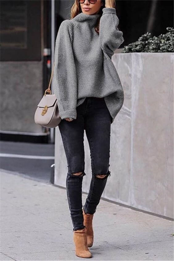 preppy fall outfit ideas for women