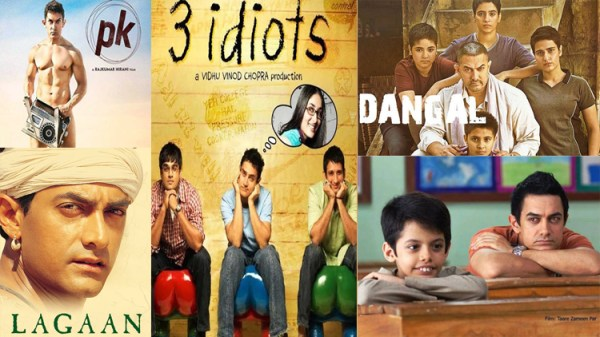 5 Best Aamir Khan Movies of All Time – Entertainment News