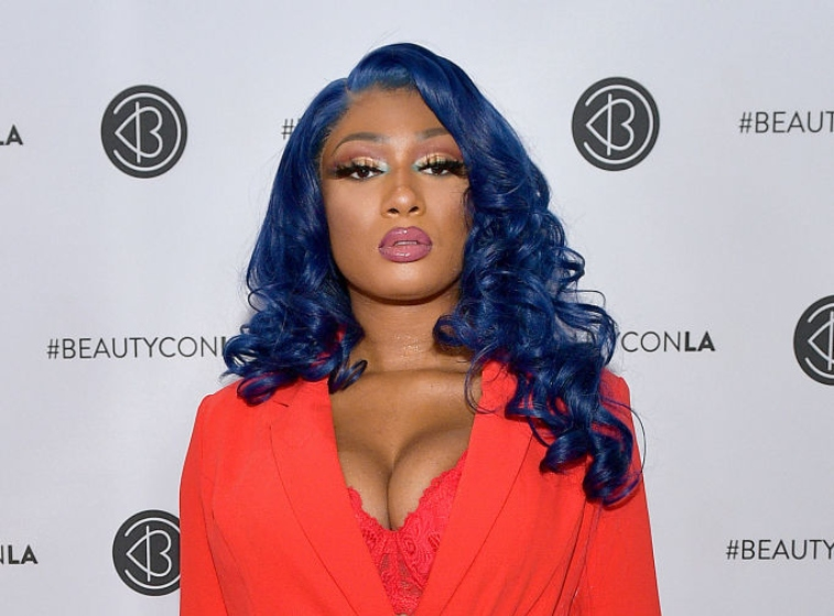 Megan Thee Stallion says Tory Lanez was her shooter in new video