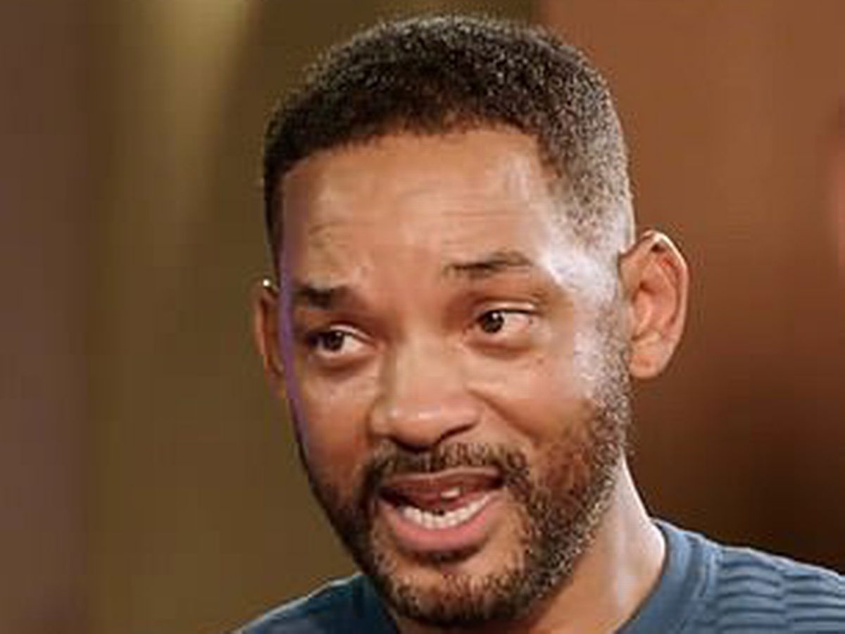 Will Smith conquers his fears