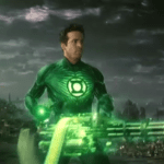 Green Lantern Footage from WonderCon
