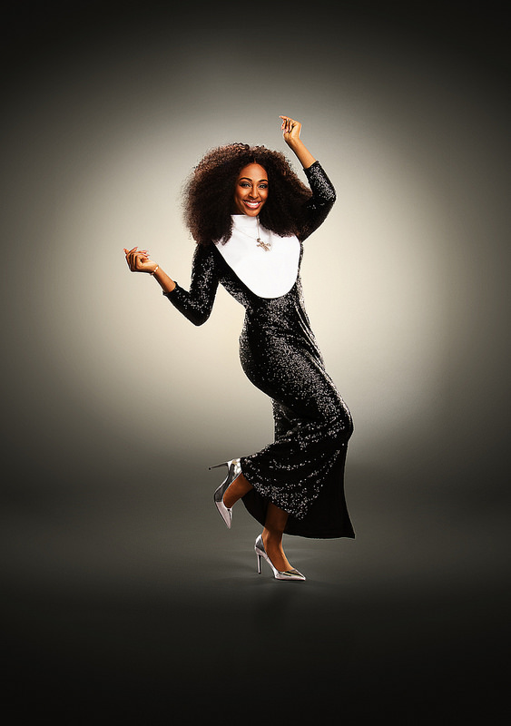 Alexandra Burke in Sister Act Picture: Jay Brooks