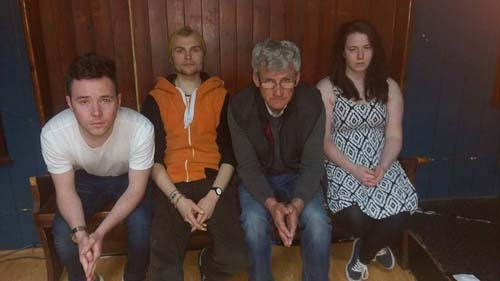 Reality Theatre will present the play, A Little Bit of Banter by Julie Benson, for Newport's Crush Hate Crime Festival.