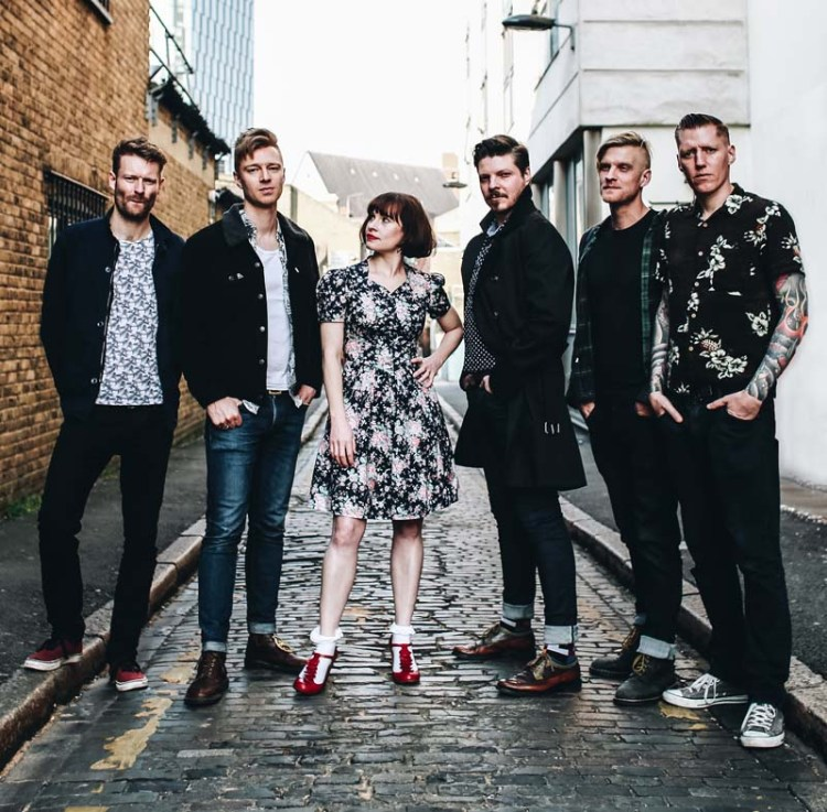 Skinny Lister Will be taking part in the Double Trouble tour with Beans on Toast