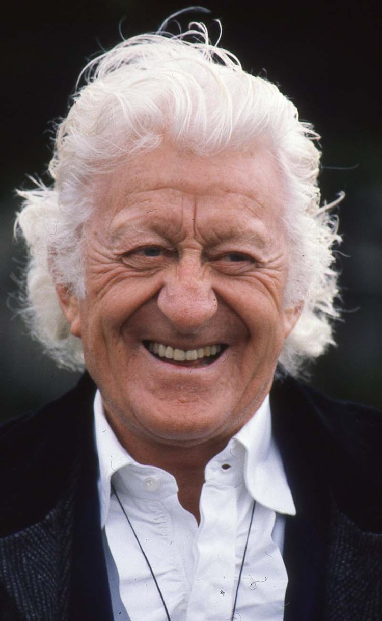 Jon Pertwee returned to Aldbourne for Return To Devil's End in 1993.