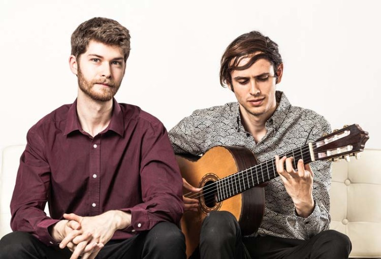 Vickers Bovey are part of the St David's Hall NightMusic season