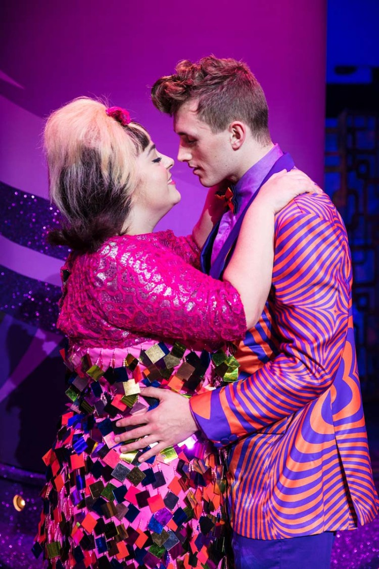 A scene from Hairspray The Musical coming to Bristol Hippodrome