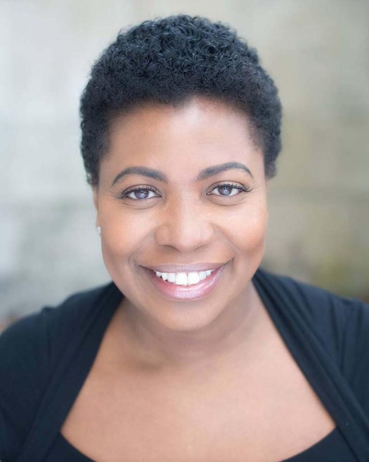 Brenda Edwards plays Motormouth Maybelle in Hairspray