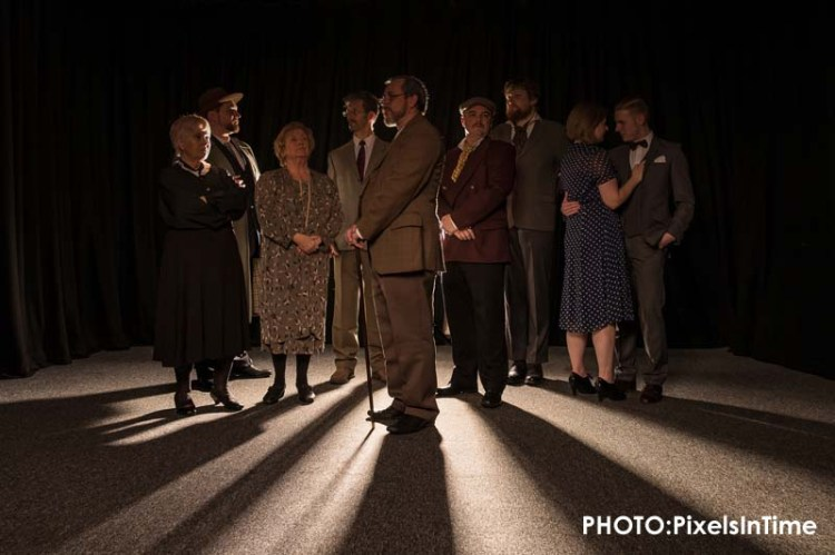 Newport Playgoers Present Agatha Christie's And Then There Were None at Newport's Dolman Theatre