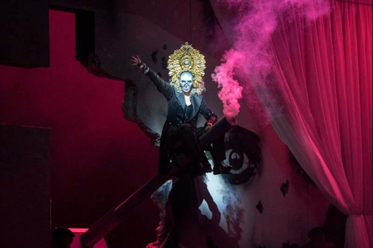 WNO's presentation of  La forza del destino  will play at Bristol Hippodrome PHOTO: Richard Hubert Smith