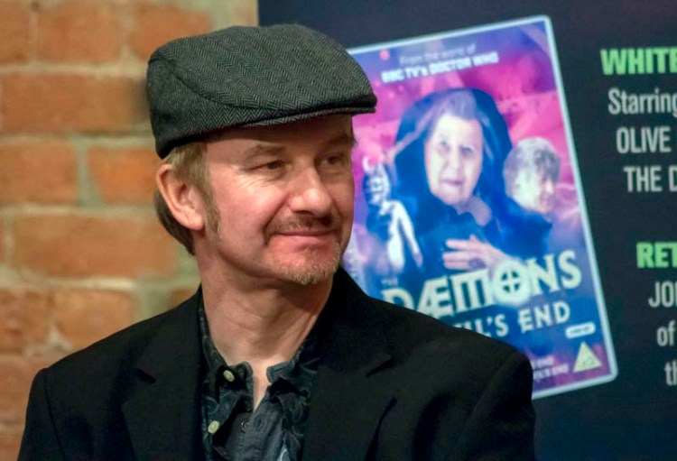 Reeltime Pictures producer Keith Barnfather who has been creating the Myth Makers video series since 1984.