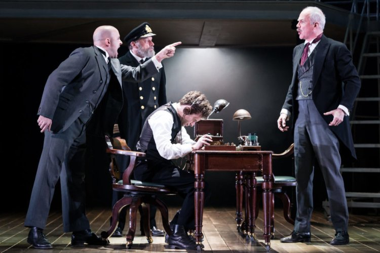 Titanic-The Musical  playing at Wales Millennium Centre from April 30 until May 5, 2018.