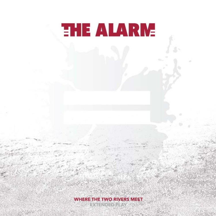 A new 8 Track EP from Mike Peters and The Alarm ,  When The Two Rivers Meet  forms the basis of an exciting release for Record Store Day and a transatlantic trip for Mike!