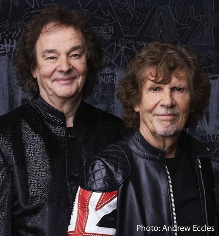 Colin Blunstone along with Zombies Co-founder Rod Argent will play Cardiff's Tramshed on June 12, 2018.