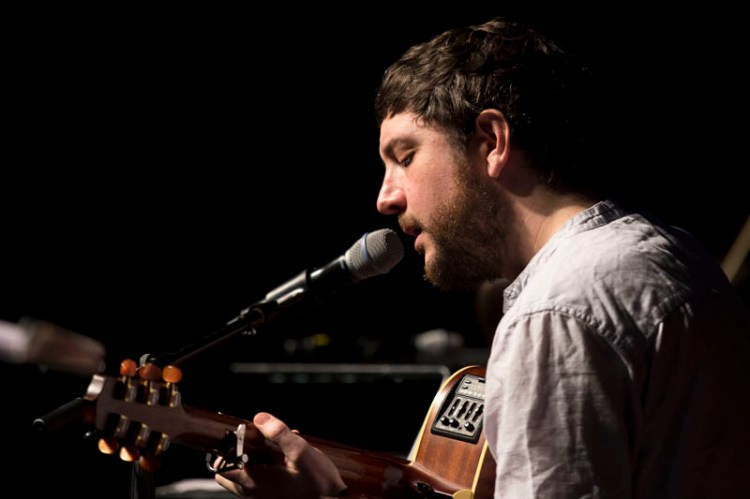 Wales Music Award winner Gareth Bonello aka The Gentle Good headlines his own show with The Mavron Quartet at The Festival of Voice at Wales Millennium Centre's Weston studio on June 16.
