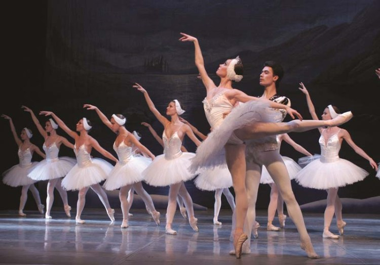 S Russian State Ballet & Orchestra of Siberia present  Swan Lake  at St.David's Hall, Cardiff (Thurs 27 – Sat 29 Dec)