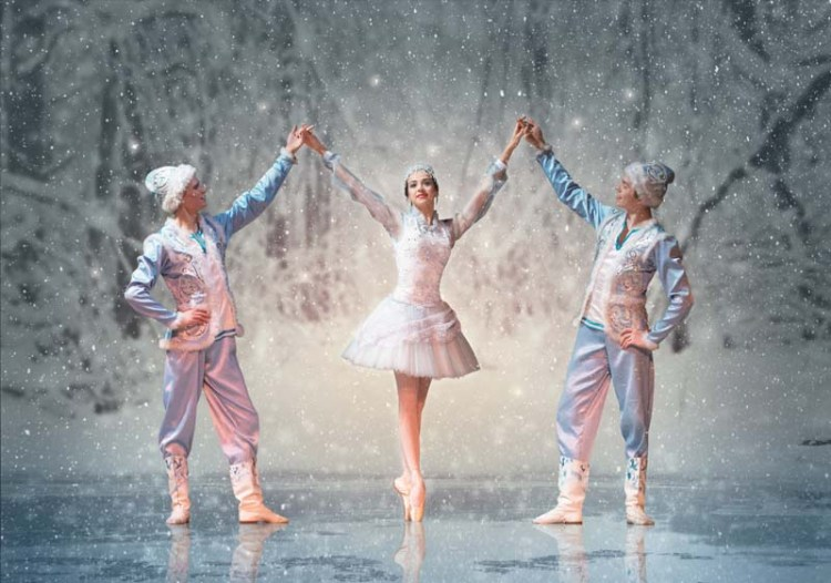 S Russian State Ballet & Orchestra of Siberia present    now Maiden  at St.David's Hall, Cardiff (Weds 19 – Thurs 20 Dec)