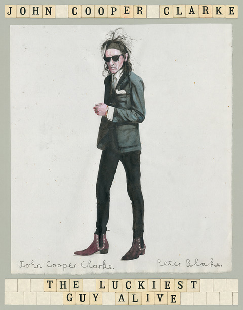 Dr John Cooper Clarke will perform two dates in South Wales during April 2019