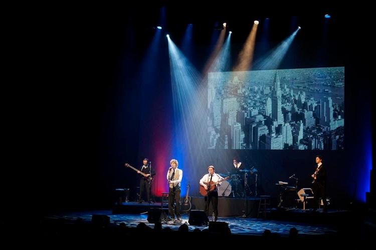 The Simon & Garfunkel Story returns to Newport's Riverfront Theatre on June 21, 2019