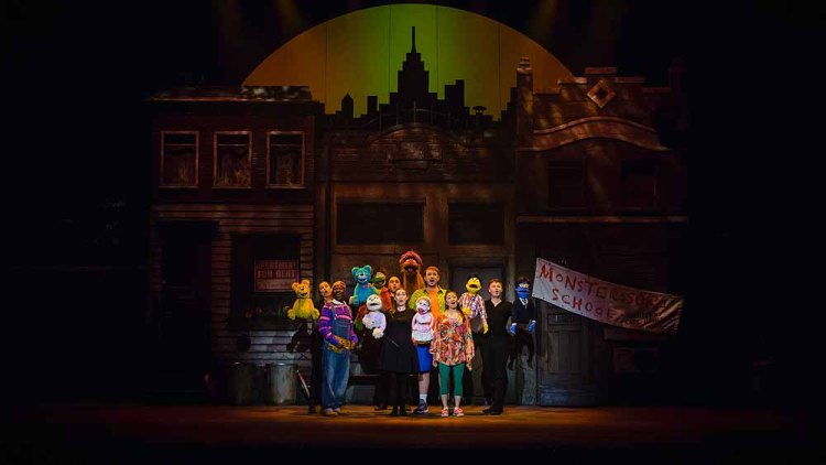 Avenue Q plays Cardiff's New Theatre from Monday 17th June 2019 - Saturday 22nd June 2019 – Evenings 7:30pm, Monday - Thursday 7:30pm and Friday 5pm & 8:30, Saturday 4pm and 8pm (Suitable for audiences 14+)