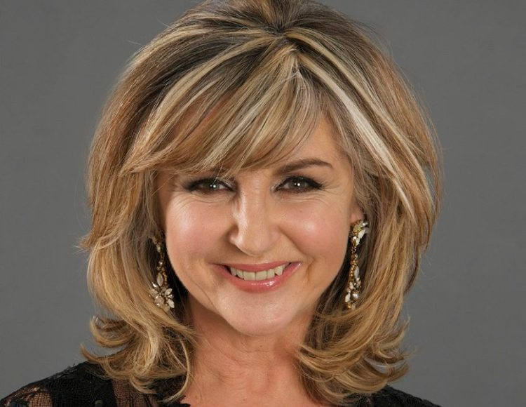 Lesley Garrett will appear at Newport's Riverfront theatre on September 25, 2019.