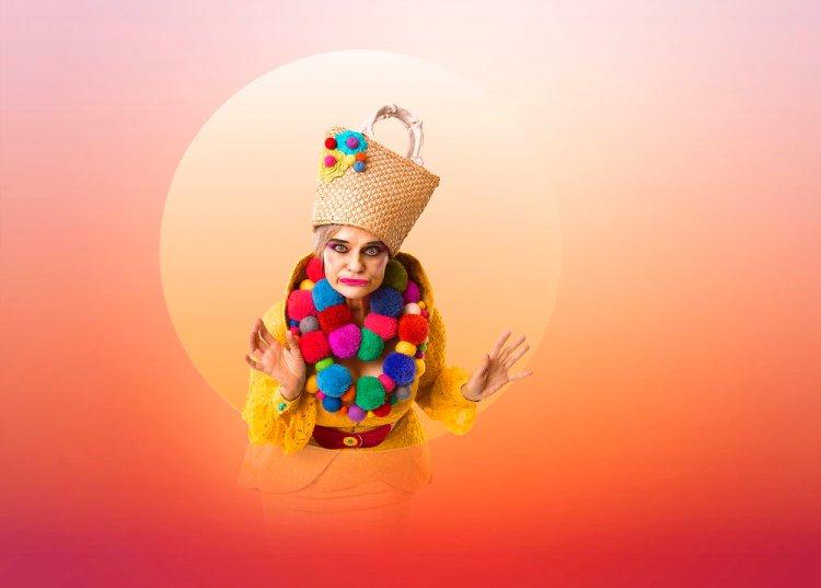 Baba Yaga makes its way to Abergavenny Borough Theatre during autumn 2019.