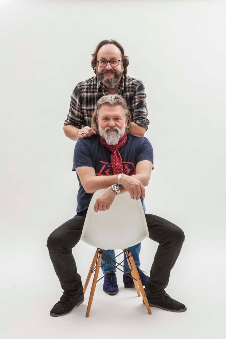 The Hairy Bikers head for wales in October 2020 with three dates in Llandudno, Cardiff and Swansea.