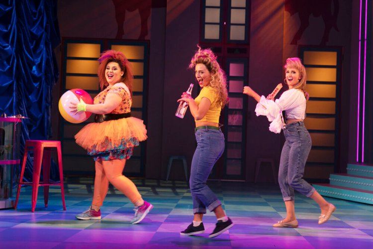 Club Tropicana  ended its UK Tour with a week long run at Wales Millennium Centre in August.