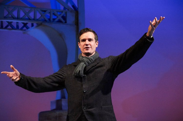 A Regular Little Houdini plays Newport's Riverfront Arts Centre on Wednesday 11 & Thursday 12 March, 7.30pm