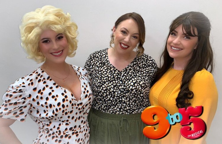 Glass Ceiling Theatre have rescheduled 9 to 5 for September 2020!