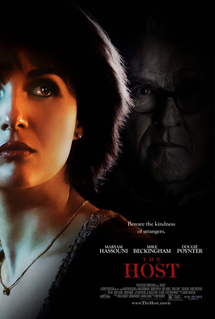 The Host starring Maryam Hassoun features unexpected character development that twist and turn as the film progresses.