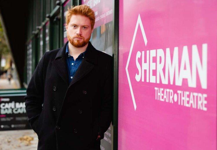 Sherman Theatre Artistic Director, Joe Murphy Photo: Sherman Theatre