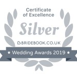 Bridebook 2019 Silver Award