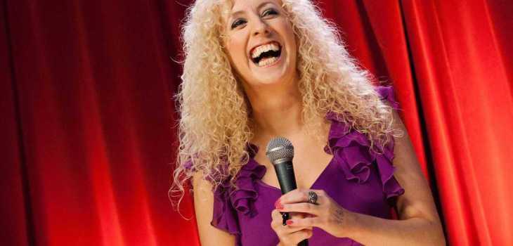 Comedian Niamh Marron