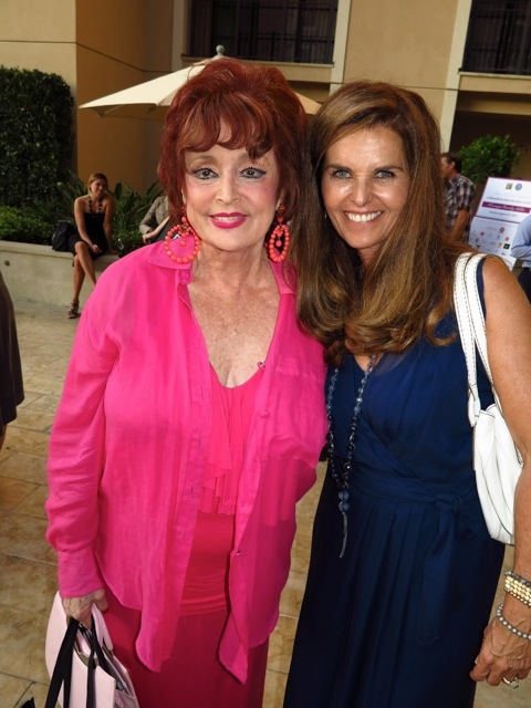 Marci & Maria Shriver at Best Buddies Event